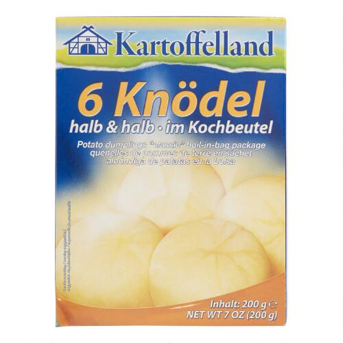 Kartofelland Potato Dumplings, Set of 7