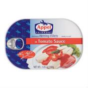 Appel Herring Fillets in Tomato Sauce, Set of 5