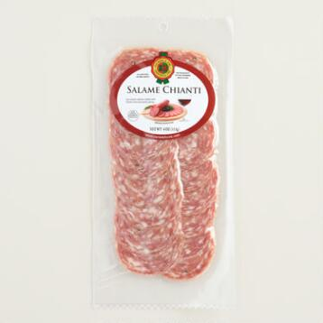 Daniele Chianti Sliced Salame, Set of 2