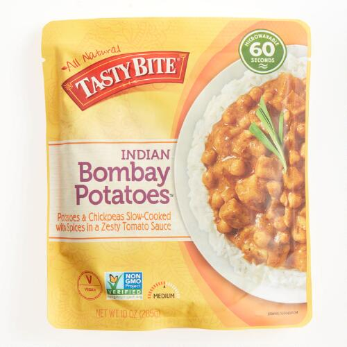 Tasty Bite Bombay Potatoes, Set of 6