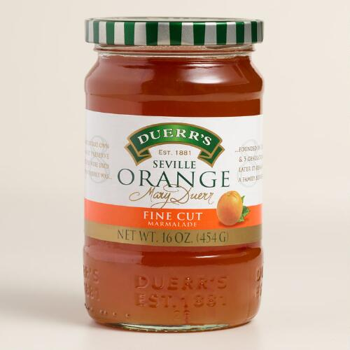 Duerrs Fine Cut Marmalade, Set of 6