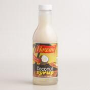 Flavors of Hawaii Coconut Syrup