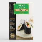 Japan Gold Sushi Roll Kit