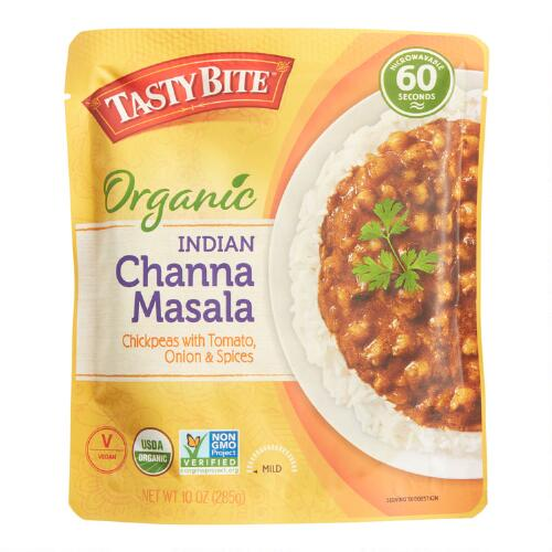 Tasty Bite Channa Masala, Set of 6
