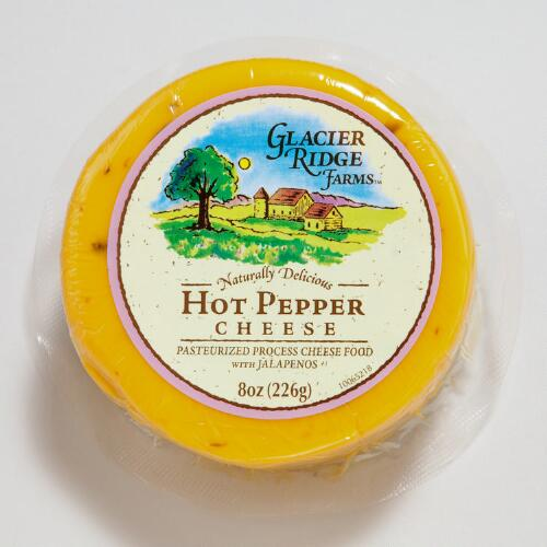 Glacier Ridge Farms Hot Pepper Cheese, Set of 6