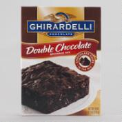 Ghirardelli Double Chocolate Brownie Mix