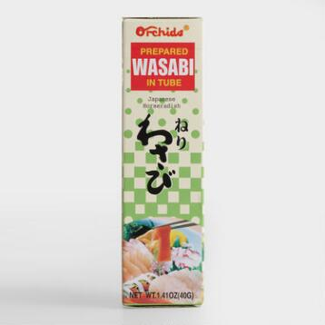 Orchids Wasabi Paste