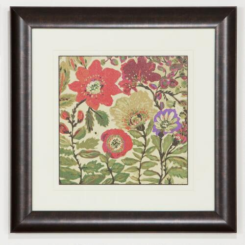 """Autumn-Fresh Garden"" by Karen Fields, Set of 2"