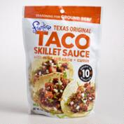 Frontera Texas Original Taco Skillet Sauce, Set of 6