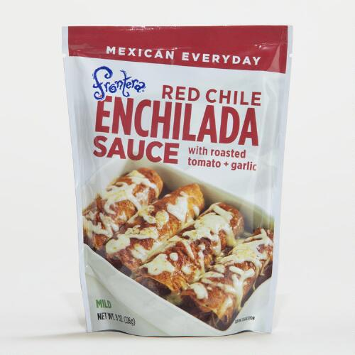 Frontera Red Chile Enchilada Sauce, Set of 6