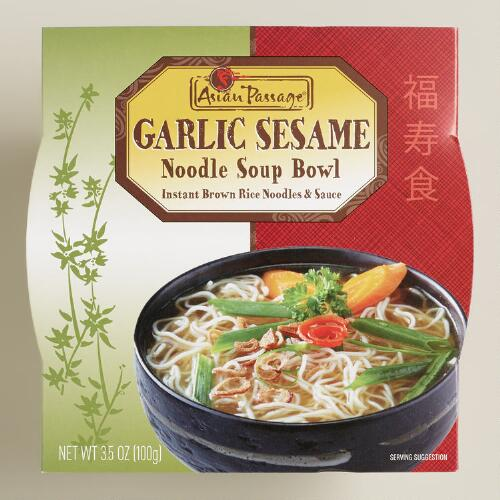 Asian Passage® Garlic Sesame Noodle Soup
