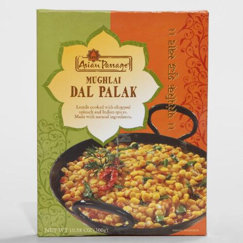 Asian Passage® Mughlai Dal Palak