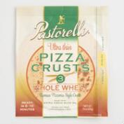 Pastorelli Whole Wheat Ultra Thin & Crispy Pizza Crust