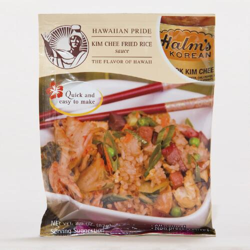 Hawaiian Pride Kim Chee Fried Rice Sauce