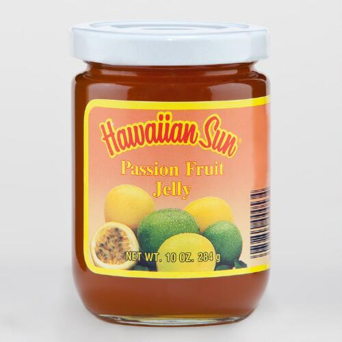 Hawaiian Sun Passion Fruit Jelly