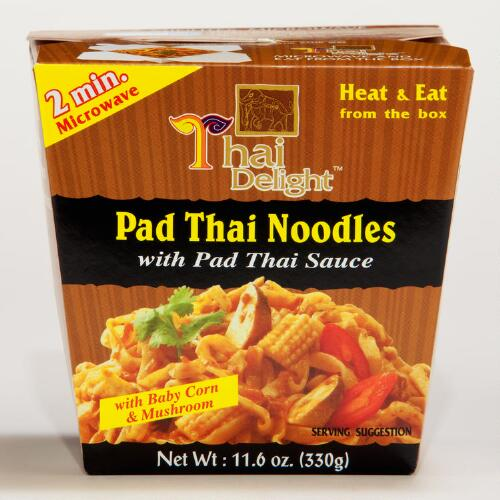 Thai Delight Pad Thai Noodles with Pad Thai Sauce