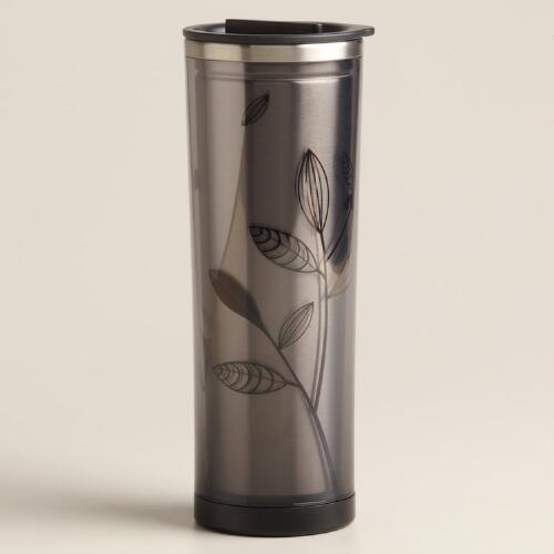 Black Tea and Coffee Tumbler