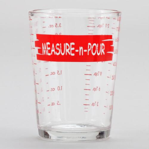 Tablecraft Measured Pourers