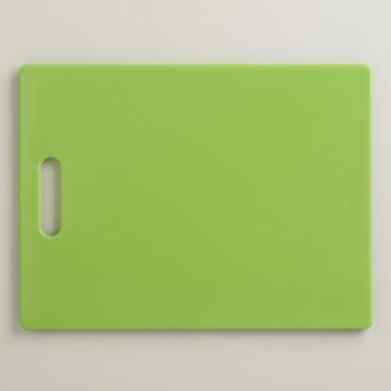 Green Cutting Board