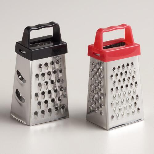 Mini Graters,Set of  2