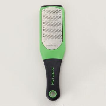 Green Fine Paddle Grater