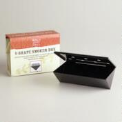 Nonstick V-Shaped Smoker Box