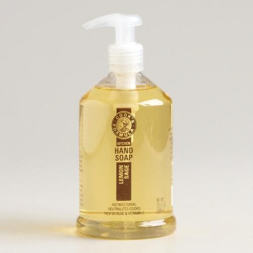 Lemon Sage Hand Soap