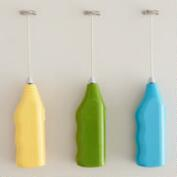 Multicolored Milk Frother, Set of 3