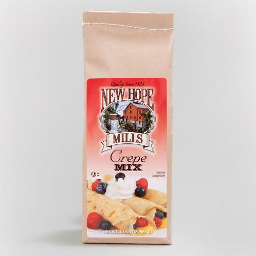 New Hope Mills Blueberry Crepe Mix