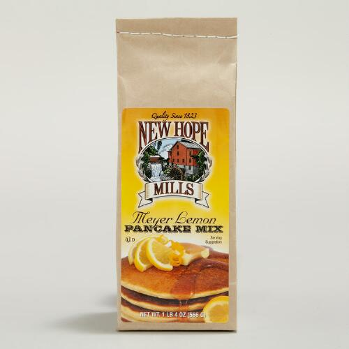 New Hope Mills Meyer Lemon Pancake Mix