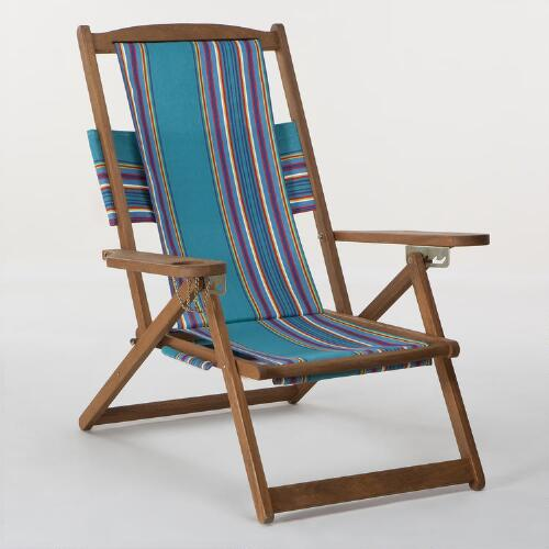 Pagoda 5-Position Chair Canvas