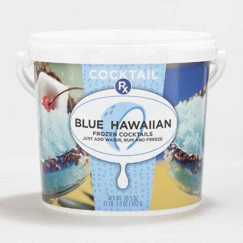 Cocktail Rx Blue Hawaiian Cocktail Bucket