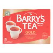 Barry's Gold Blend Tea, 80-Count