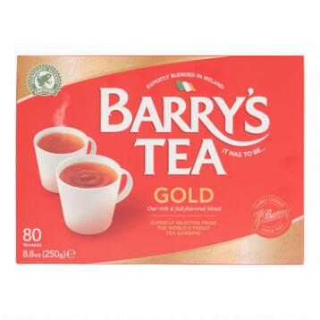 Barry's Gold Blend Tea, Set of 6