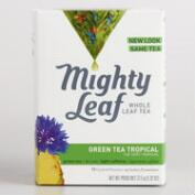 Mighty Leaf Tropical Green Tea, 15-Count
