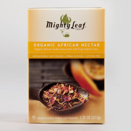Mighty Leaf African Nectar Tea, Set of 6