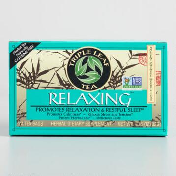 Triple Leaf Relaxing Tea, 20-Count