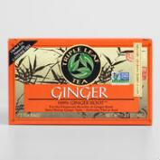 Triple Leaf Ginger Tea, 20-Count