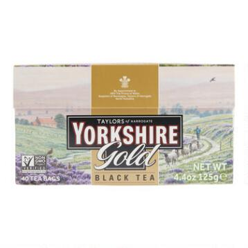 Yorkshire Gold Tea, Set of 6