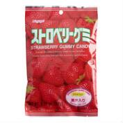 Kasugai Strawberry Gummy Candy, Set of 12
