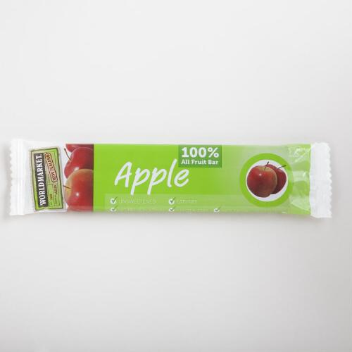 World Market® Apple All Fruit Bars, 15-Pack