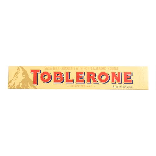 Toblerone Milk Chocolate Bar, Set of 5
