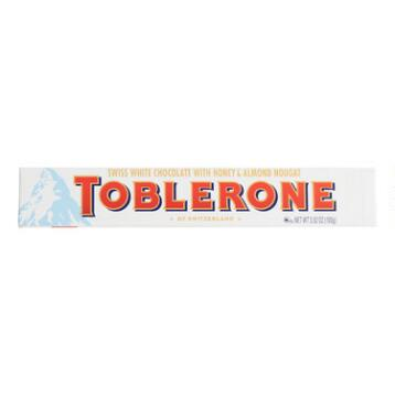 Toblerone White Chocolate Bar, Set of 5