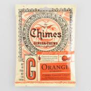 Chimes Orange Ginger Chews, Set of 5