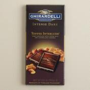Ghirardelli Intense Dark Chocolate Toffee Interlude Bar