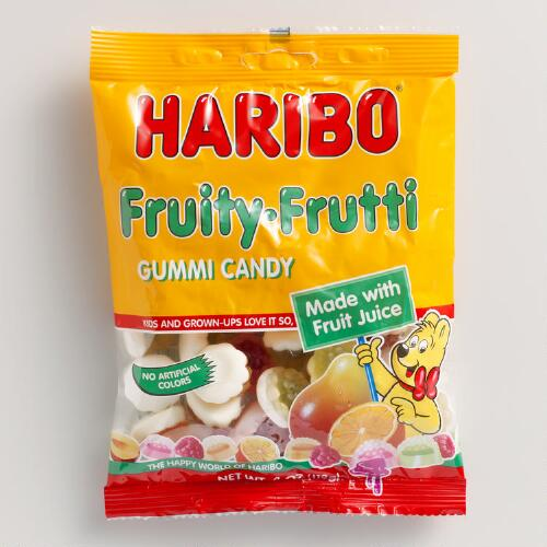 Haribo Fruity Frutti, Set of 12