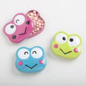 Keroppi Sour Candy Tins, Set of 3