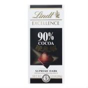 Lindt Excellence 90% Cocoa Bar