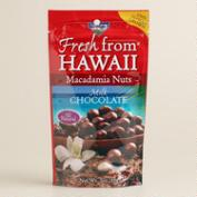 MacFarm's Milk Chocolate Macadamia Nuts