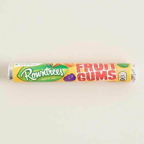 Nestle Rowntree Fruit Gums, Set of 36